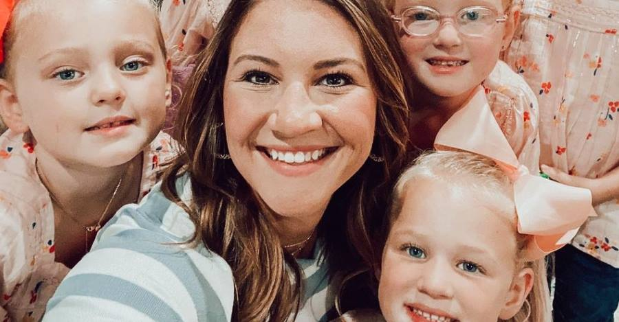 Outdaughtered Danielle Busby Quints