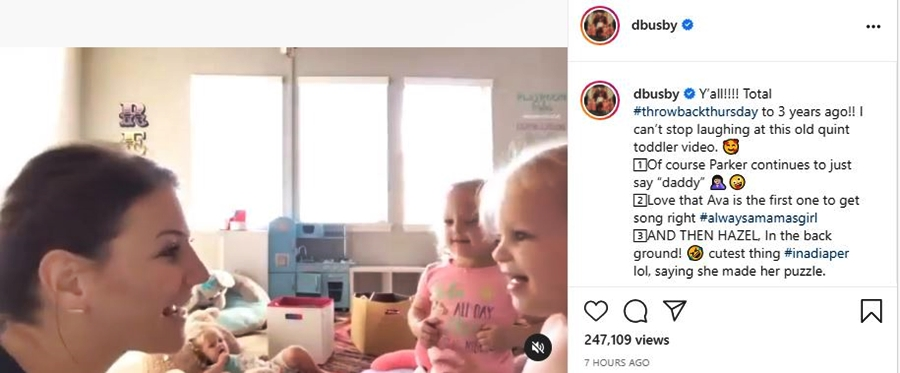 Outdaughtered Danielle Busby Shares Rebellious Quints Footage