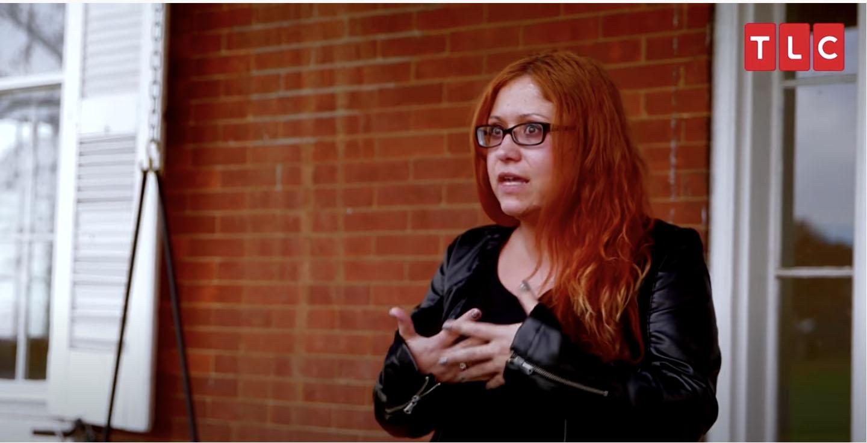 Return to Amish Sabrina Burkholder transformation feature