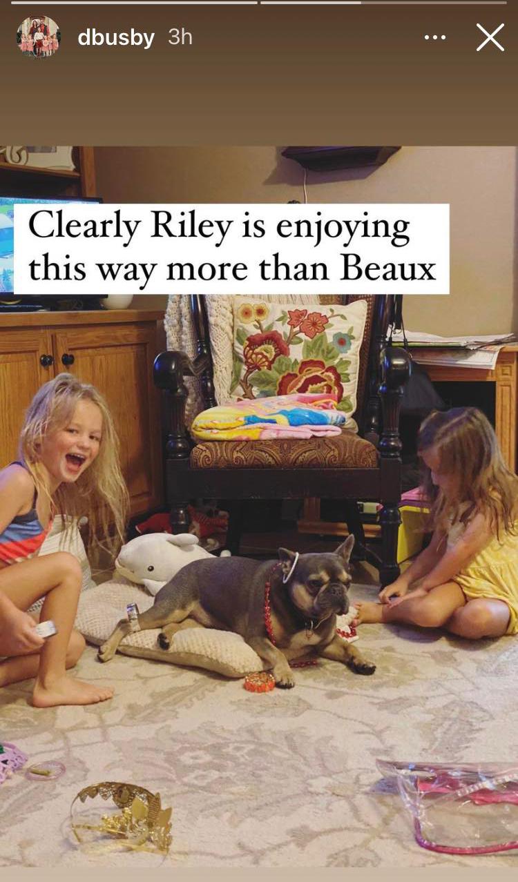 Riley Busby Instagram