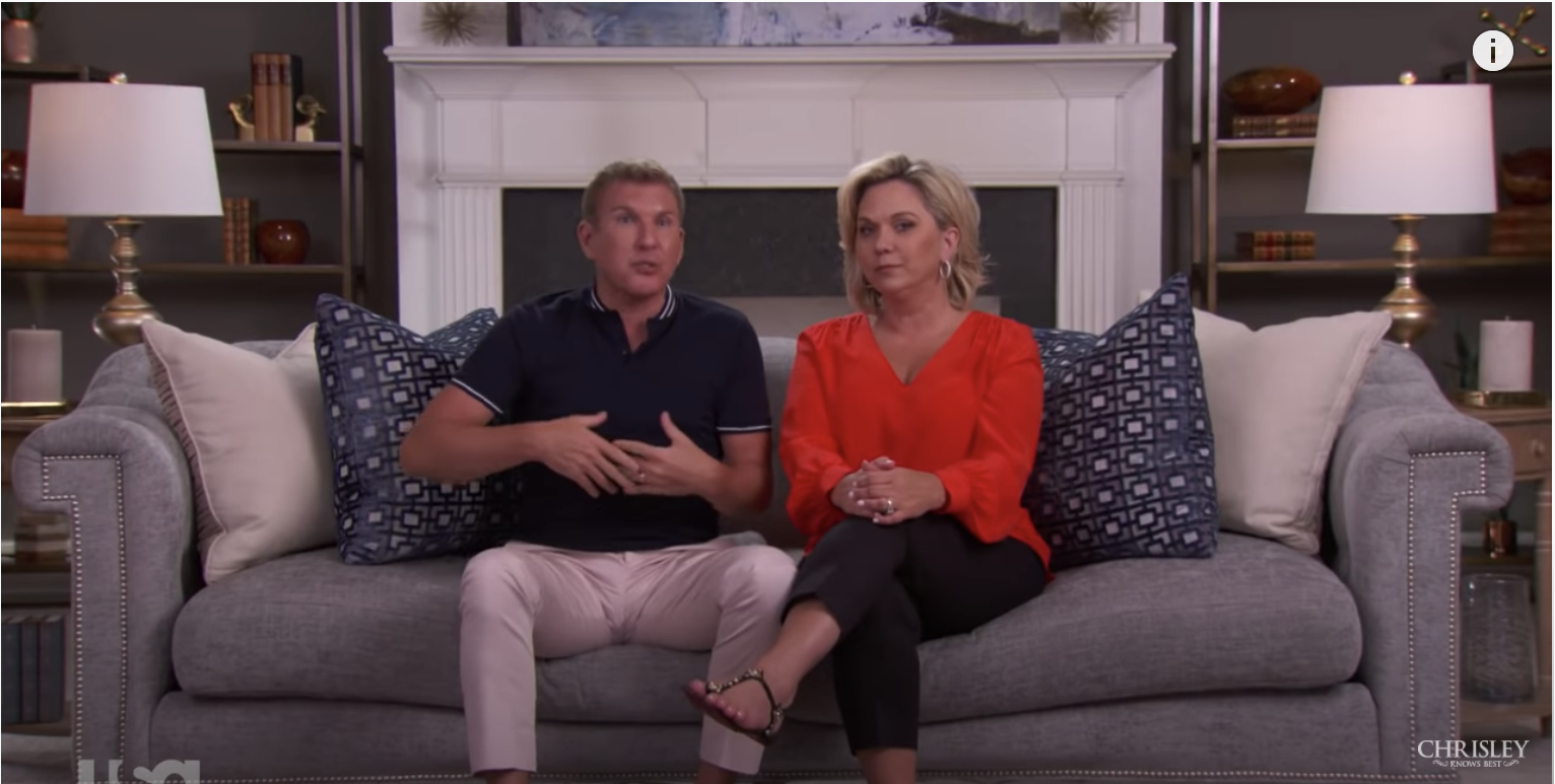 Chrisley Knows Best Todd Julie Chrisley relocation