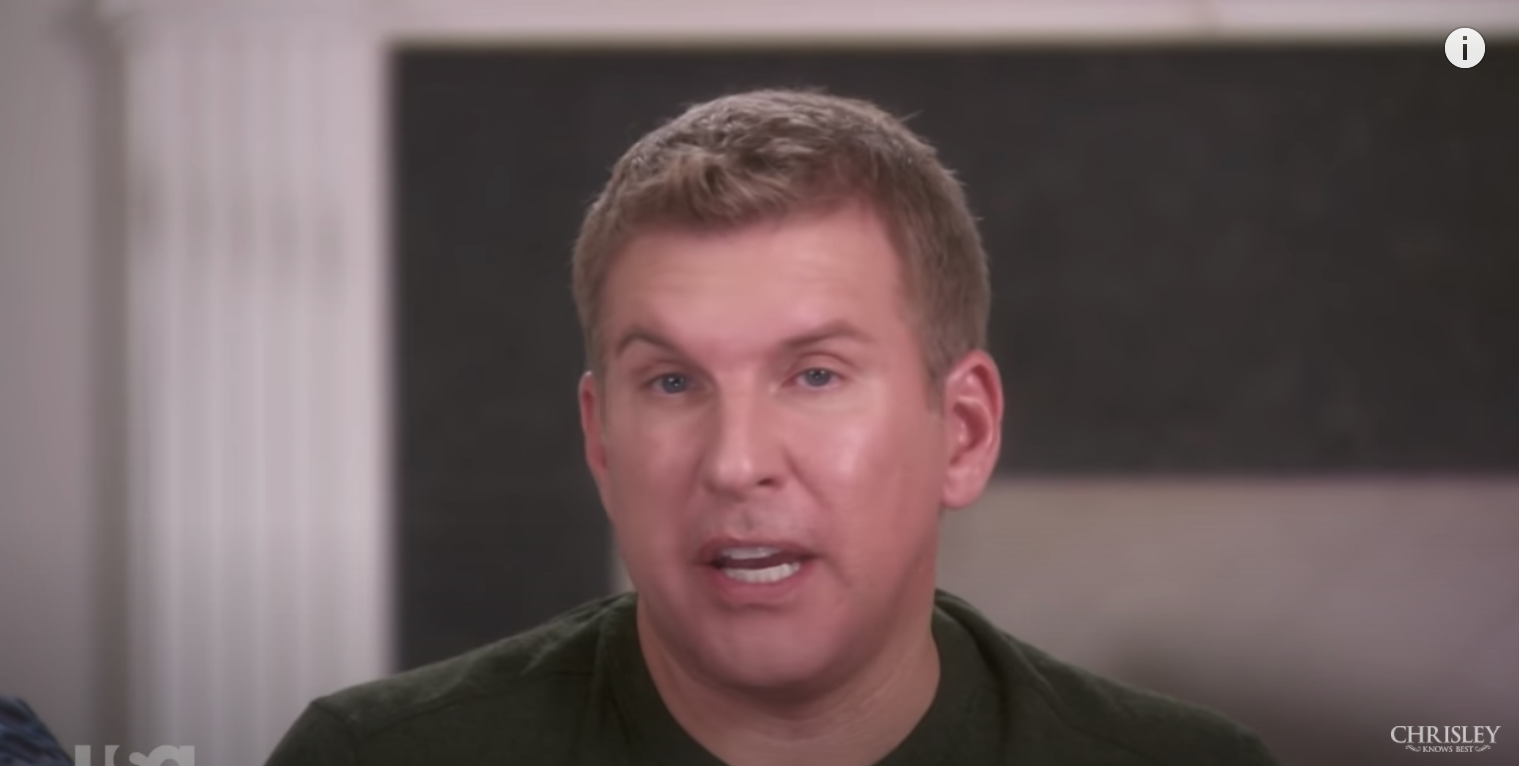 Chrisley Knows Best Todd Chrisley cryptic post