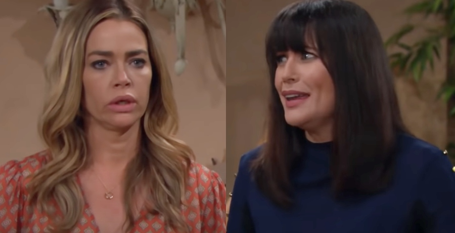 Shauna and Quinn The Bold and the Beutiful