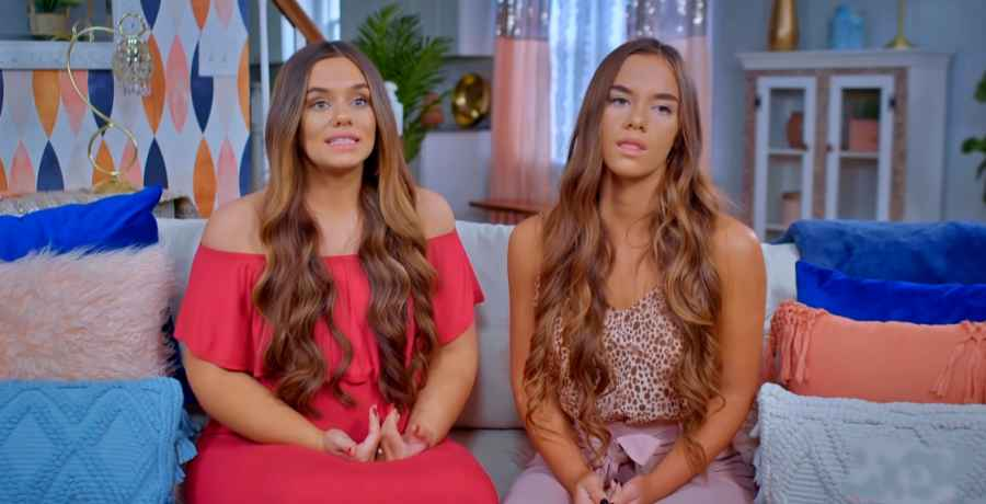 Extreme Sisters Brooke and Baylee
