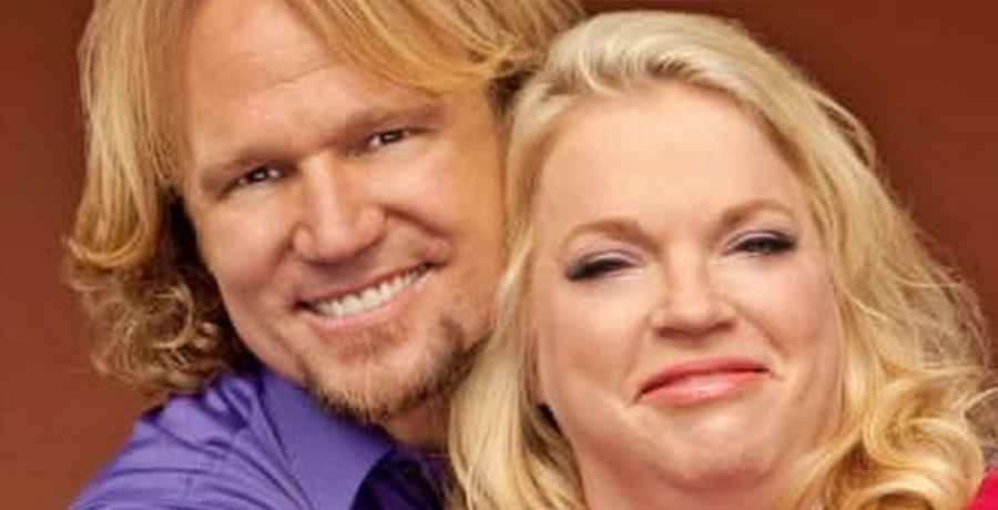 Kody Brown and Janelle Brown of Sister Wives
