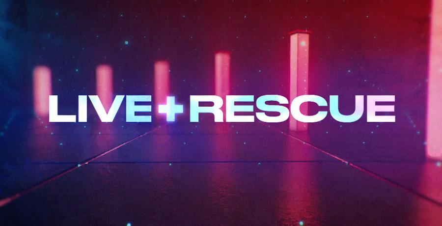 [Credit: Live Rescue A&E TV/YouTube]