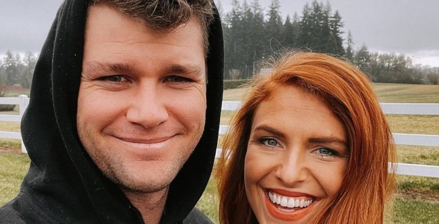 Audrey and Jeremy Roloff Instagram