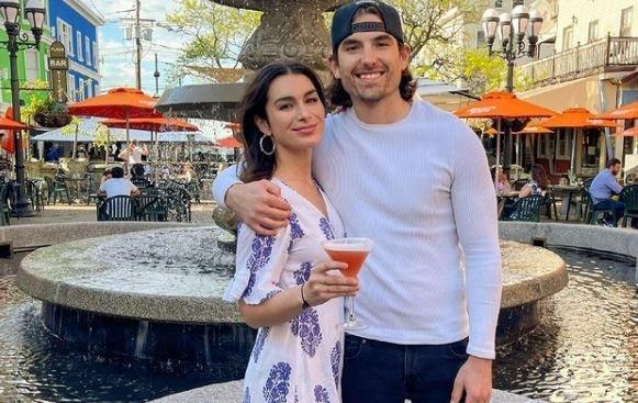 Ashley Iaconetti and Jared