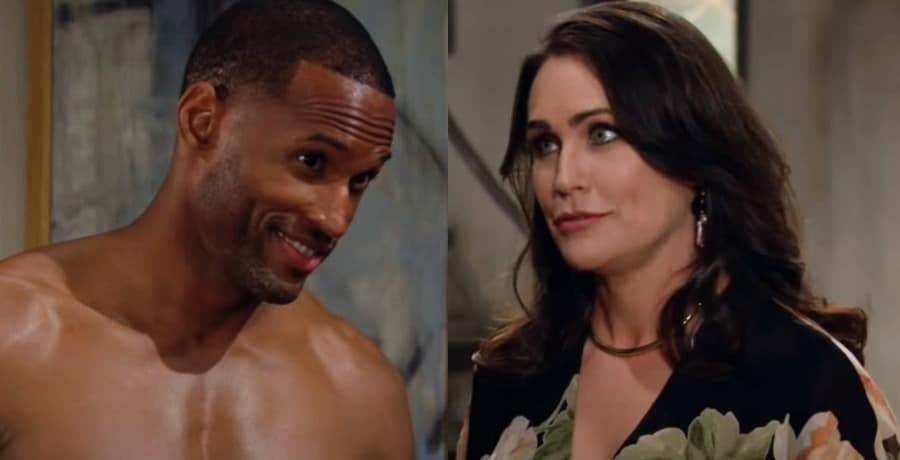Carter and Quinn The Bold and the Beautiful