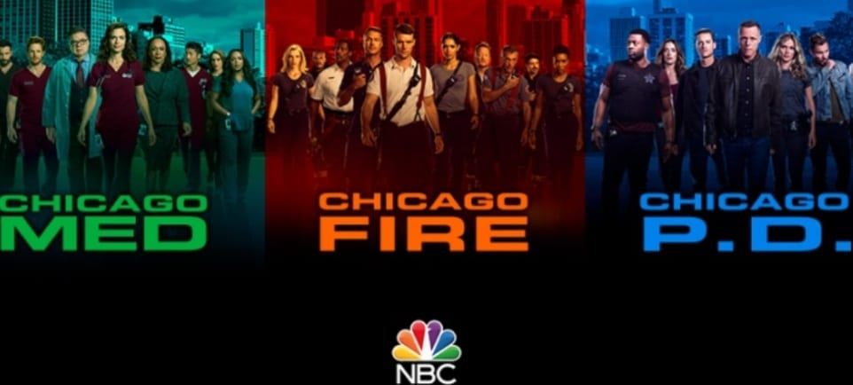 Chicago Med Fire PD feature