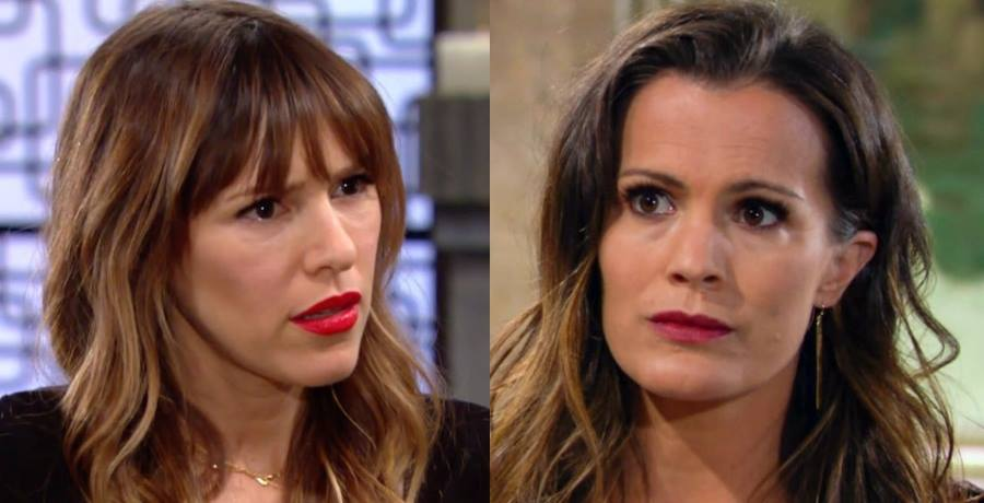 Chloe and Chelsea The Young and the Restless