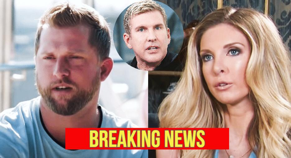 Chrisley divorce