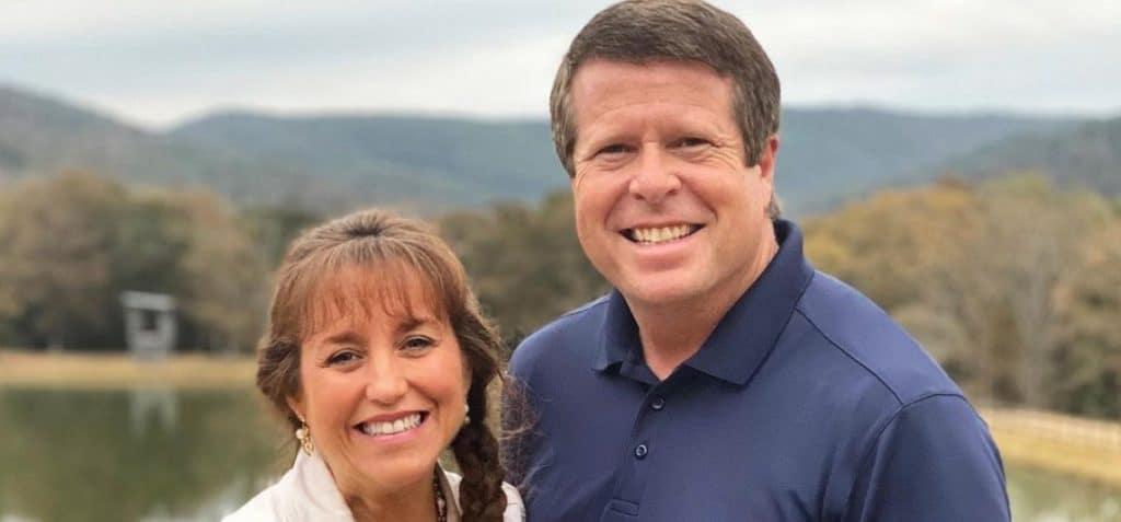 Duggar family Instagram, Jim Bob and Michelle