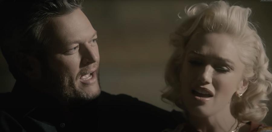 Gwen Stefani, Blake Shelton, The Voice-https://www.youtube.com/watch?v=4h9o0Gujuoc