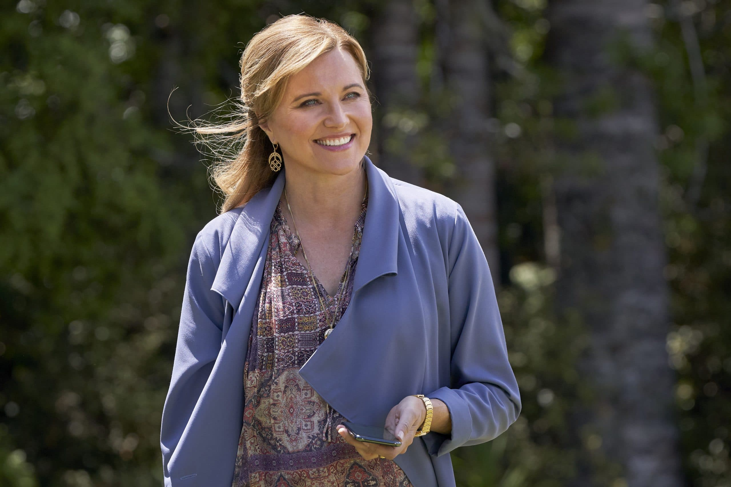 Lucy Lawless as Alexa