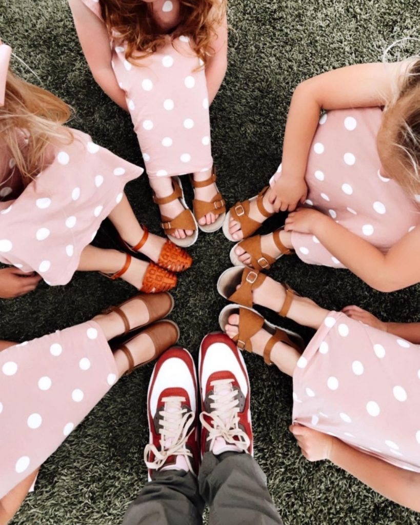 OutDaughtered Adam Busby sneakers