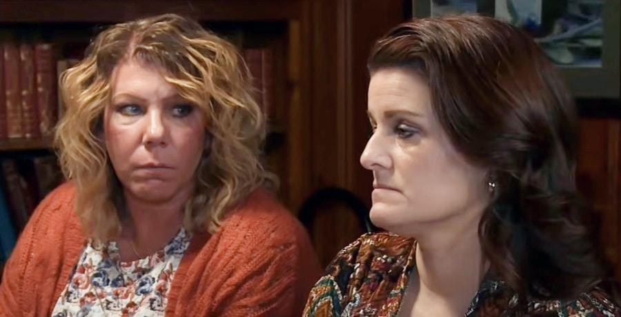 Sister Wives meri Brown - Robyn Brown