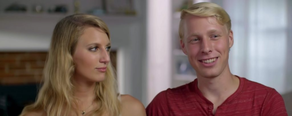 TLC, Welcome to Plathville (Season 3) Ethan and Olivia Plath