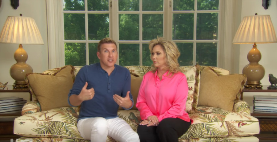 Todd and Julie Chrisley/YouTube