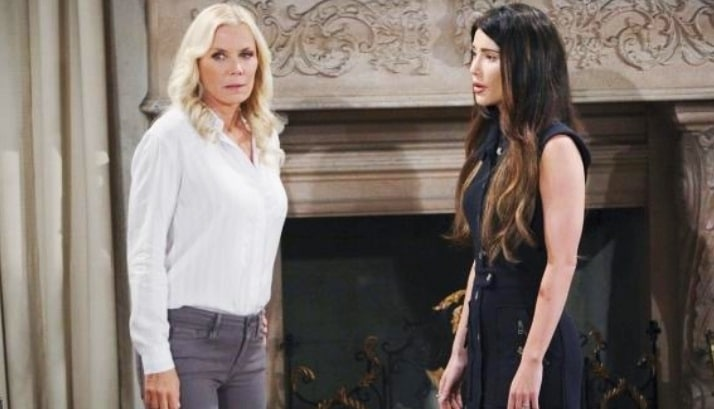Bold and the Beautiful Steffy Forrester jacqueline macInnes Wood - Brooke Logan Katherine Kelly lang