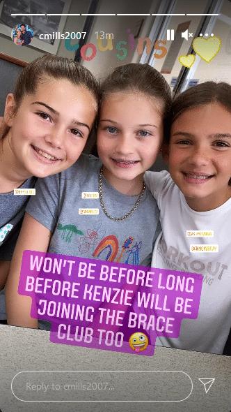 Credit: Crystal Mills/Instagram