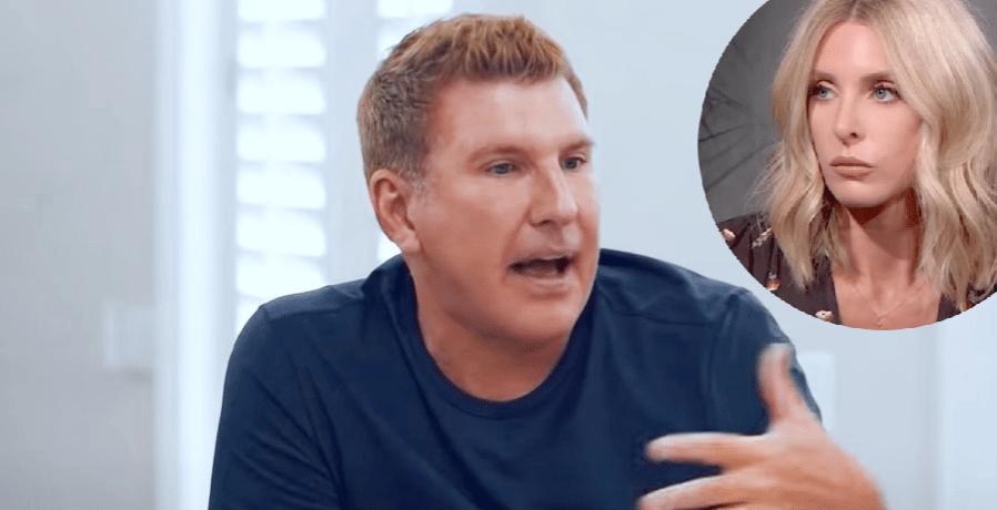 Chrisley Knows Best - Todd Chrisley - Lindsie Chrisley
