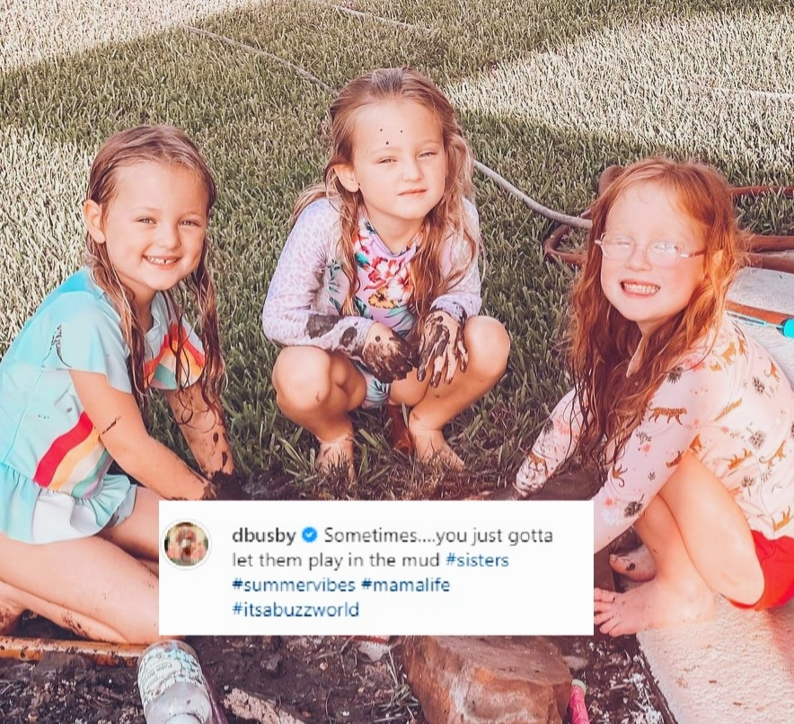 Outdaughtered- Danielel Busby Instagram