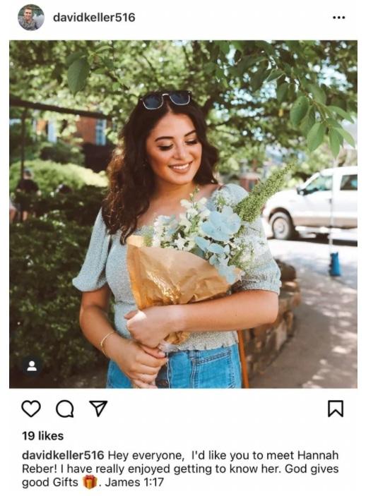 David Keller Instagram