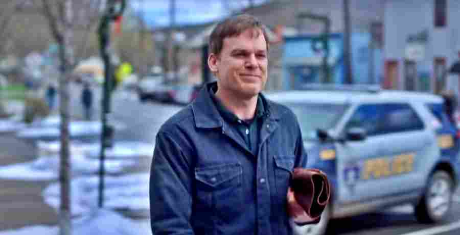 Michael C Hall in Season 9 of Dexter coming this fall