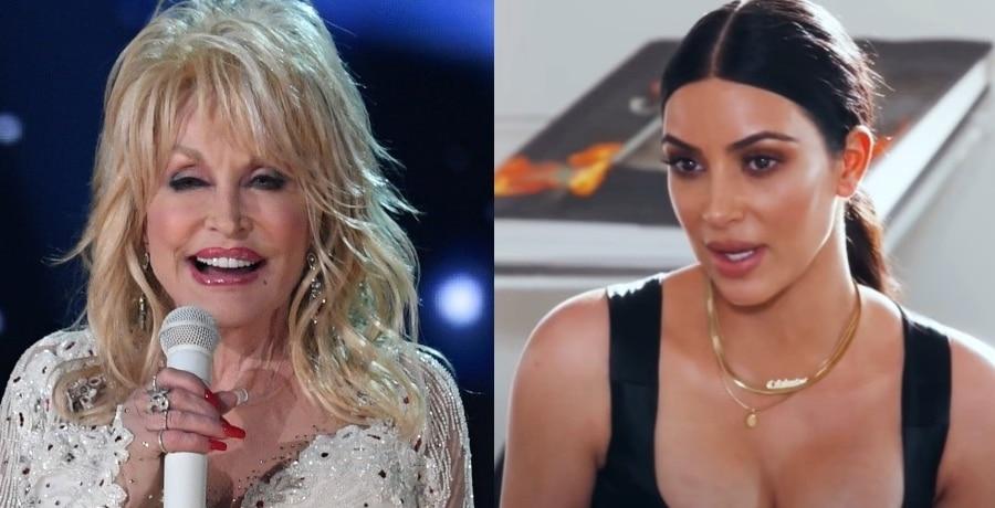 Dolly Parton - Kim Kardashian