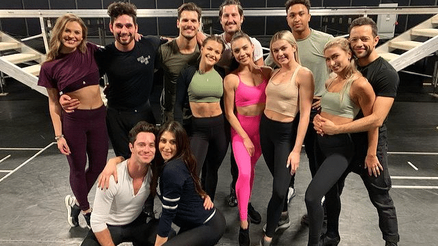 Dancing With The Stars Season 30 from Instagram