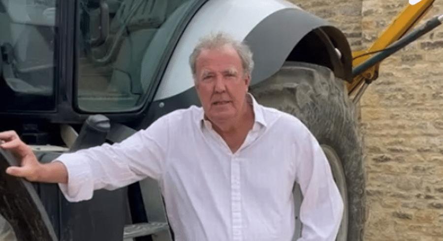 The Grand Tour, Jeremy Clarkson's Farm-https://www.instagram.com/jeremyclarkson1/