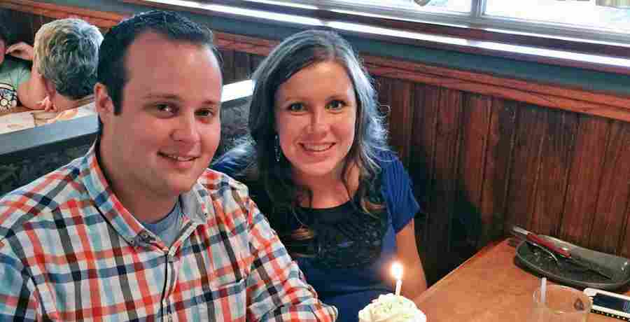 Josh and Anna Duggar of Counting On