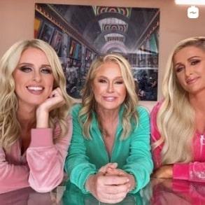 Nicky Hilton/Kathy Hilton/Paris Hilton/Instagram