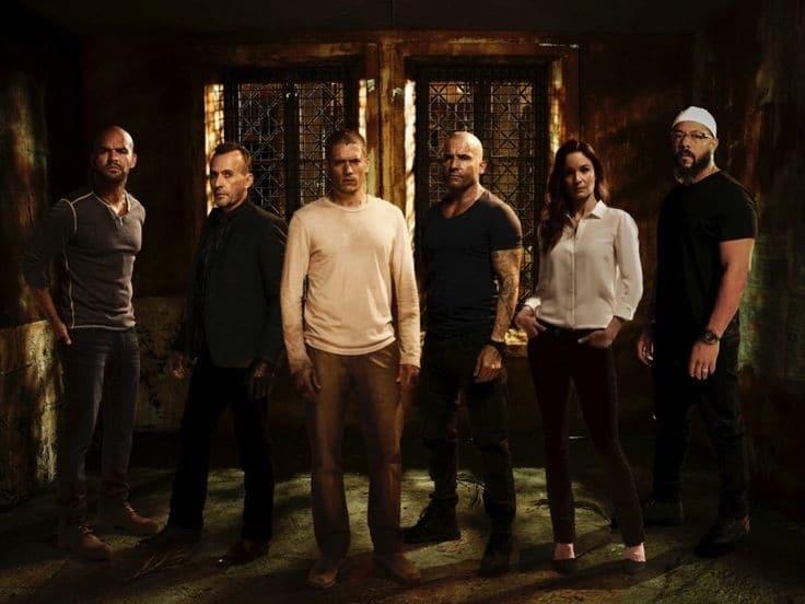 Prison Break Season 5 Cast Fox