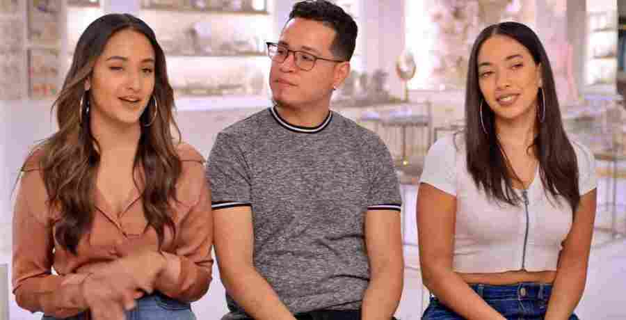 Say Yes to the Dress features a throuple this week