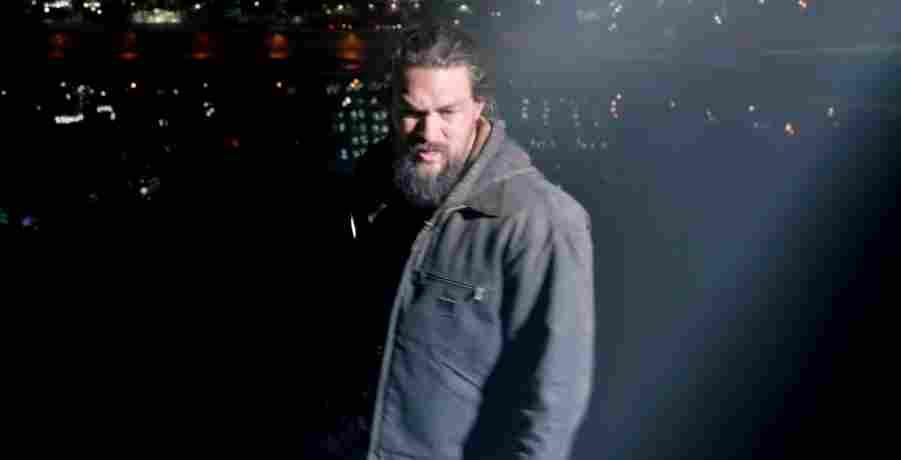 Jason Momoa stars in the Netflix Original thriller movie Sweet Girl