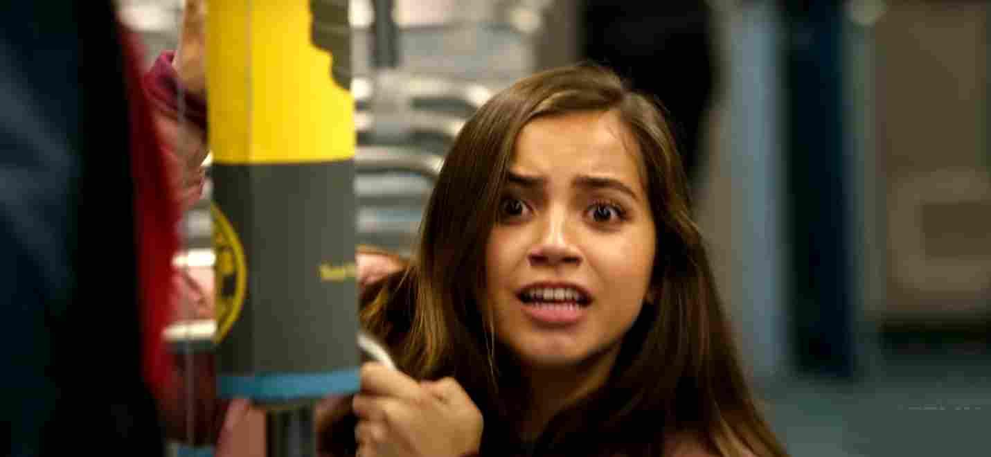 Isabela Merced stars in the new Netflix Original movie Sweet Girl