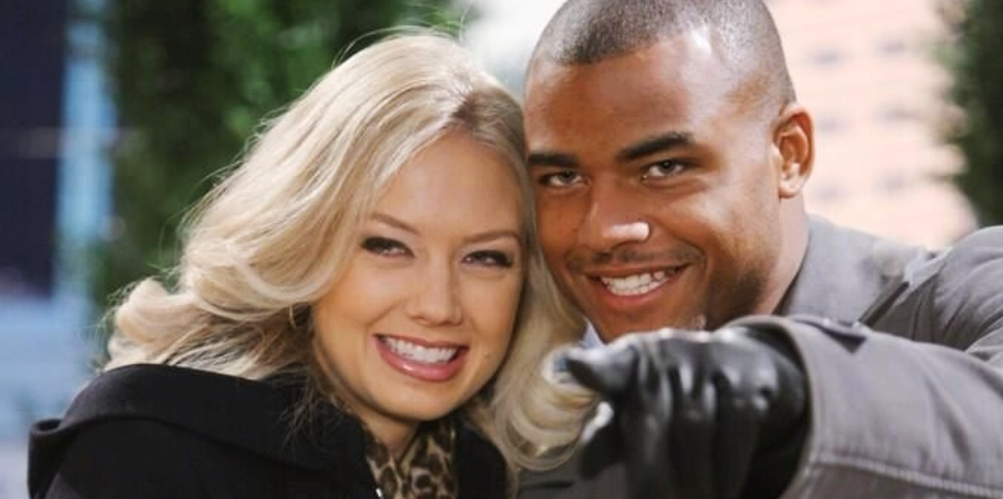 young and the restless abby newman - tyler michaelson