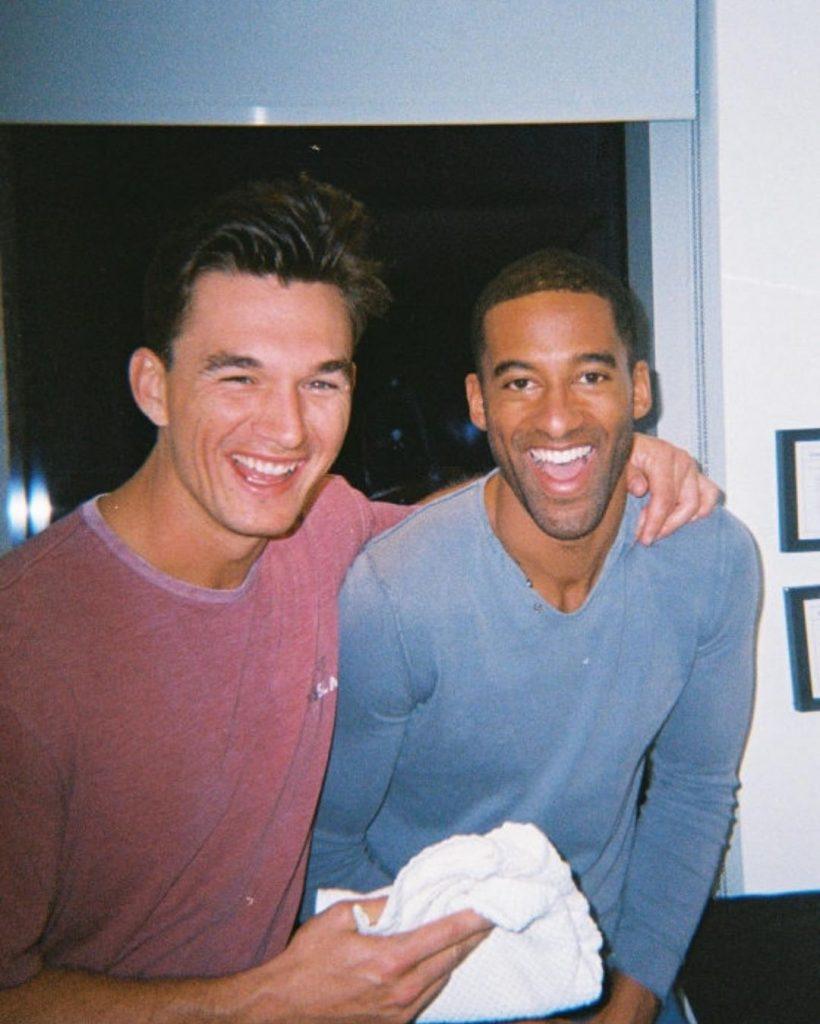 The Bachelor Matt James, Tyler Cameron