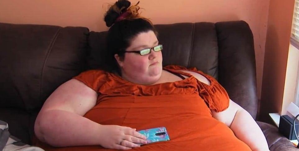 Gina 600 pound life