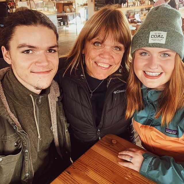 Jacob, Amy, and Isabel Roloff via Instagram