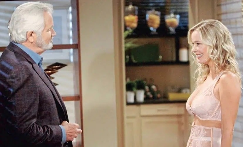 Bold and the Beautiful Donna Logan - Eric Forrester