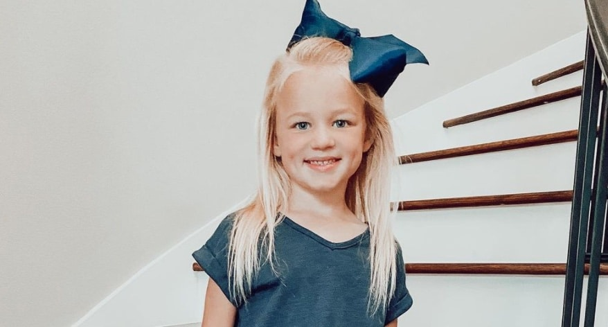 Danielle Busby Instagram, OutDaughtered Riley Busby