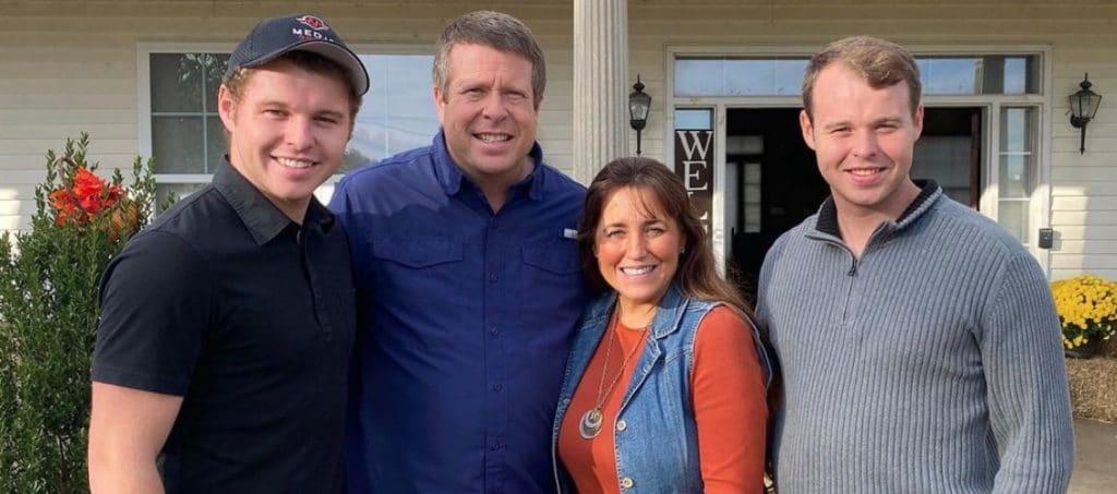 Duggar Family Instagram, Jim Bob & Michelle