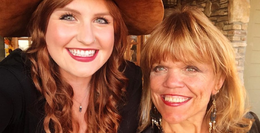 Isabel and Amy Roloff/Instagram