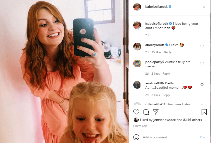 Isabell Roloff Instagram