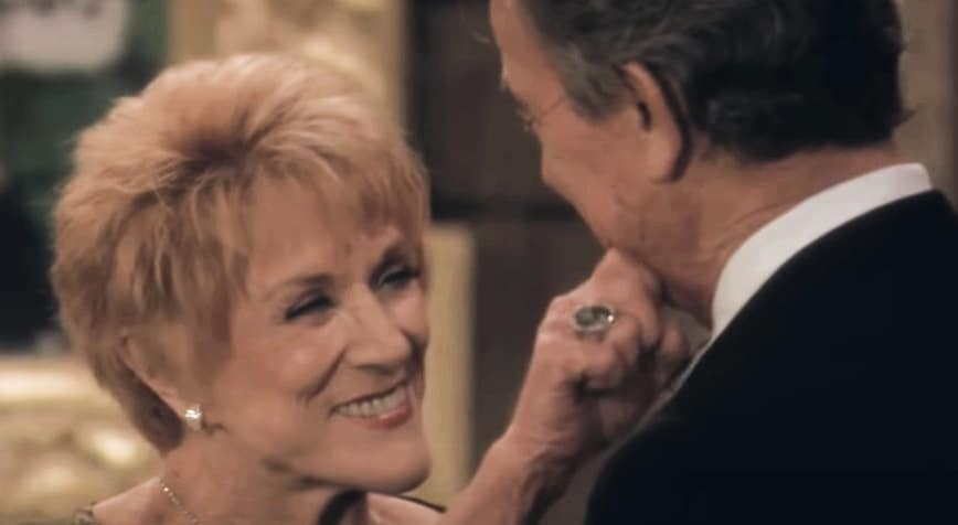 Katherine Chancellor - Victor Newman /Youtube