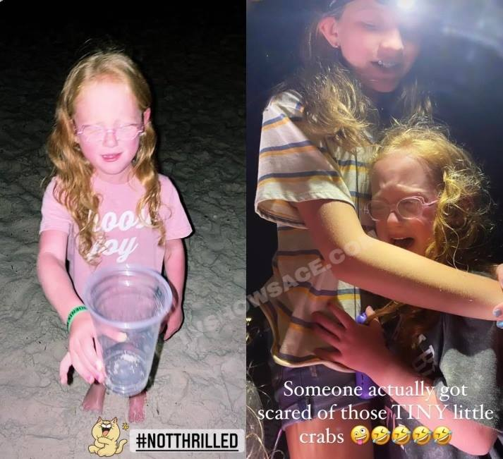 OutDaughtered Hazel Busby upset