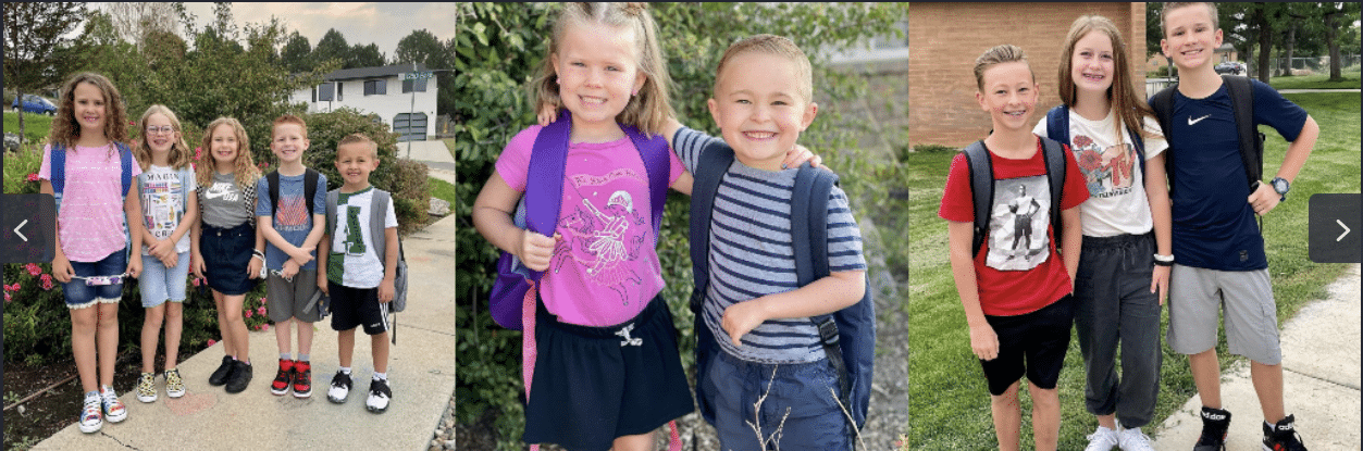 The Blended Bunch Erica Shemwell back-to-school